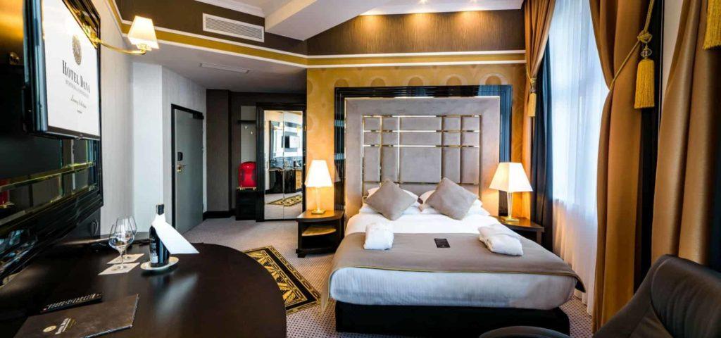 Pokoje hotelowe hotel Dana Szczecin
